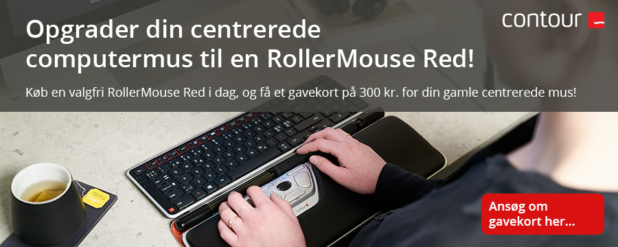 Rollermouse kampagne